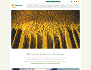 caramuru.com screenshot