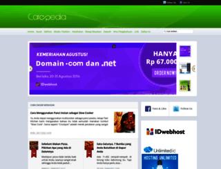 carapedia.com screenshot