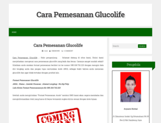 carapemesananglucolife.blogspot.com screenshot