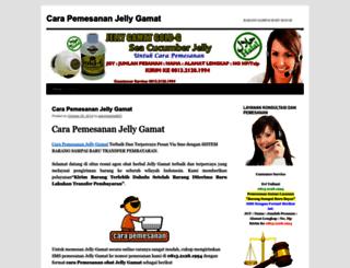 carapemesananjellygamat118.wordpress.com screenshot