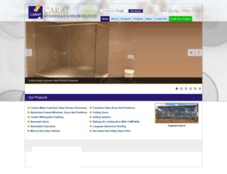 carataluminium.com screenshot