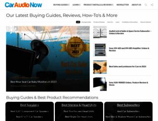 caraudionow.com screenshot
