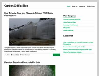 carbon2015.org screenshot
