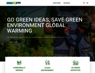 carbonrally.com screenshot