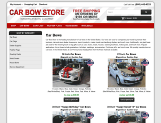 carbowstore.org screenshot