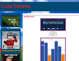 carbtripper.blogspot.com screenshot