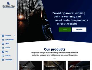 carcareplan.com screenshot