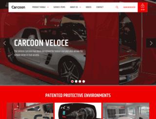 carcoon.com screenshot