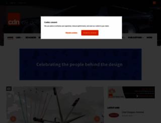 cardesignnews.com screenshot