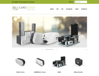 cardology.co.za screenshot