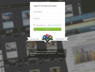 cards.crystalcommerce.com screenshot