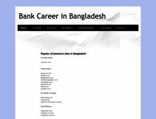 career-in-bangladesh.blogspot.com screenshot