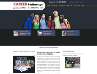 careerpathwaysonline.com screenshot
