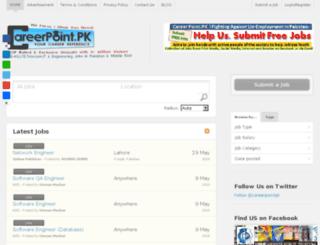 careerpoint.pk screenshot