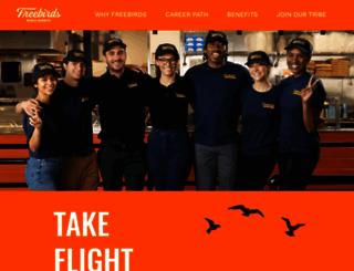 careers.freebirds.com screenshot