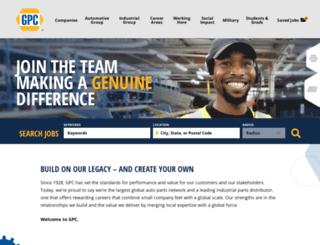 careers.genpt.com screenshot
