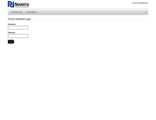 careers.nuverra.com screenshot