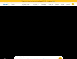 Careers.walmart.com Screenshot  Walmart Careers