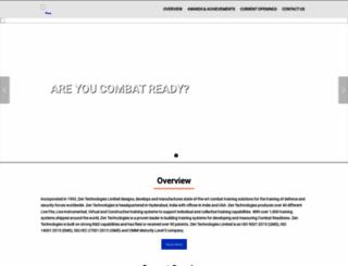 careers.zentechnologies.com screenshot