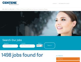 careersathealthnet.com screenshot
