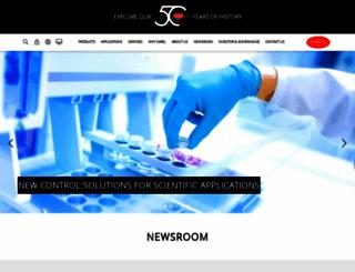 carel.com screenshot