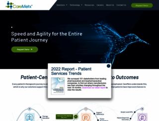 caremetx.com screenshot