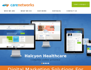 carenetworks.com screenshot