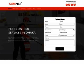 carepestbd.com screenshot