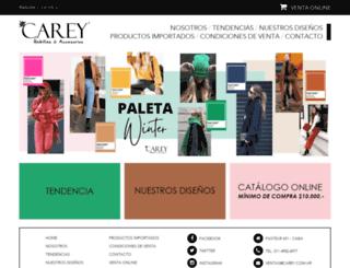 carey.com.ar screenshot