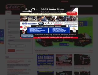 carfinderph.com screenshot