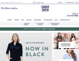 cargoam.com screenshot
