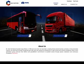 cargomotors.com screenshot