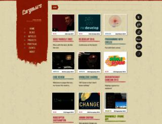 cargowire.net screenshot