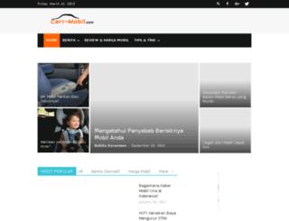 cari-mobil.com screenshot