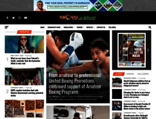 carib101.com screenshot