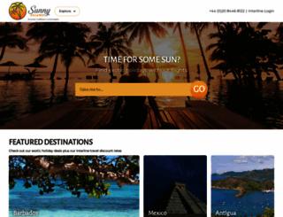 caribbean-unpackaged.com screenshot