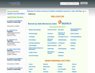 carionltd.com screenshot