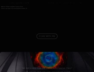 carlsagan.com screenshot