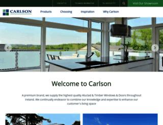 carlson.ie screenshot