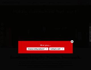 carltonstaffing.com screenshot