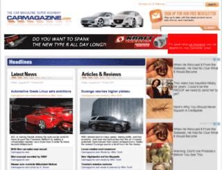 carmagazine.com screenshot