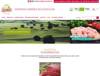carneecologica.net screenshot