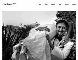 carolineplusben.com screenshot