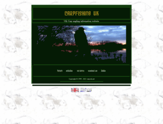 carp-uk.net screenshot