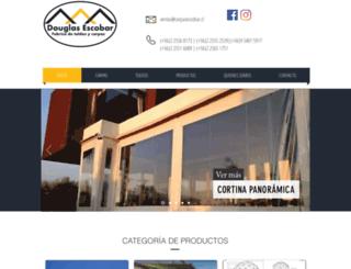 carpasescobar.cl screenshot