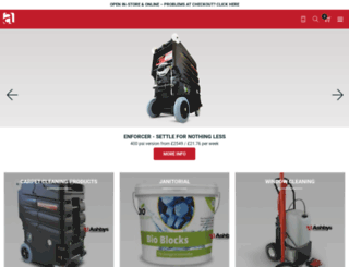 carpet-cleaning-equipment.co.uk screenshot