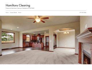 carpetcleaningderby.org screenshot