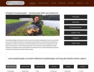 carphunter-germany.de screenshot