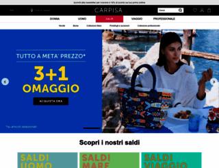 carpisa.it screenshot