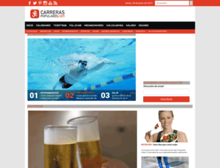carreraspopulares.com.es screenshot